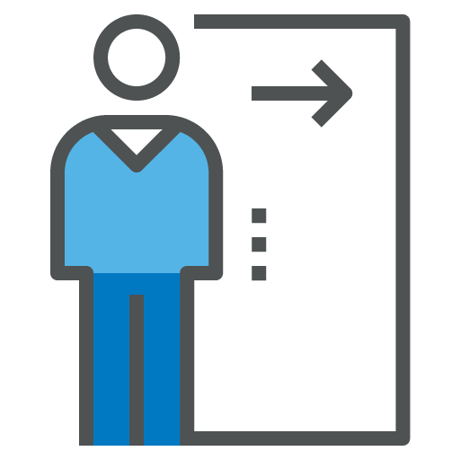 Employee Exit Survey Analytics Software Icon