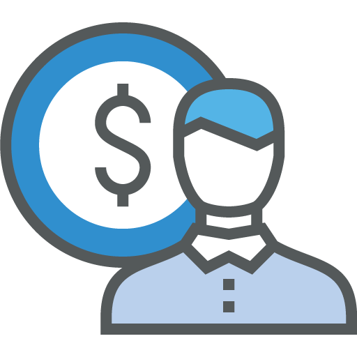 Employee Remuneration Software Icon