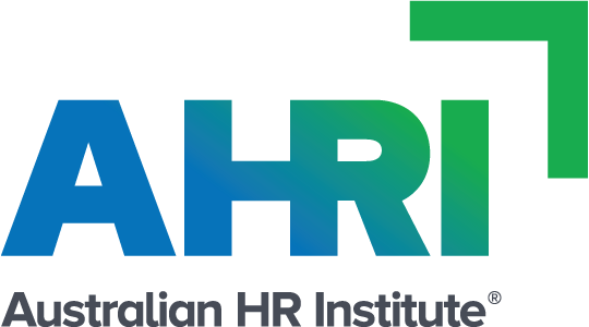 AHRI Australia Human Resources Institute logo