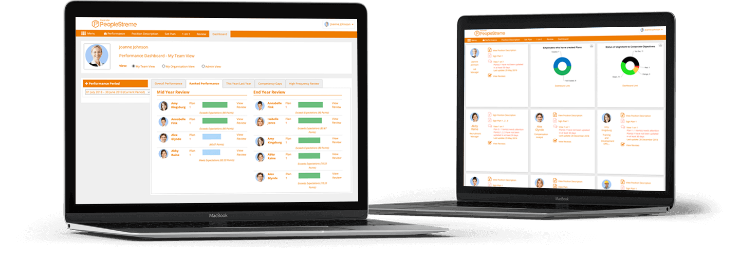HR Software by PeopleStreme
