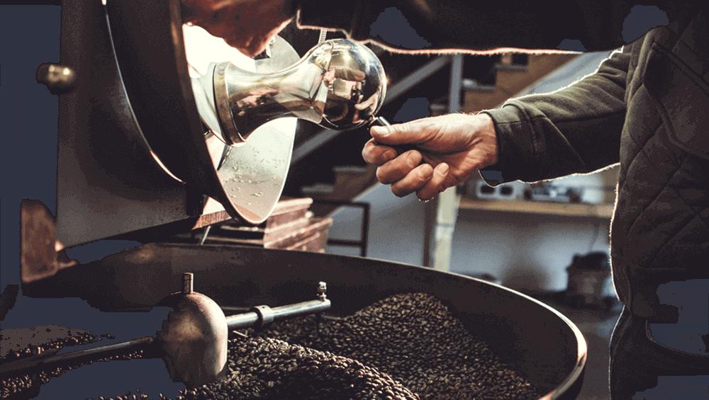 Собственное производство, обжарка кофе и упаковку в капсулу на нашем заводе в Москве