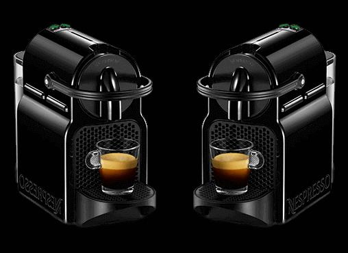 Предоставляем подменную кофемашину в случае ремонта Nespresso Inissia