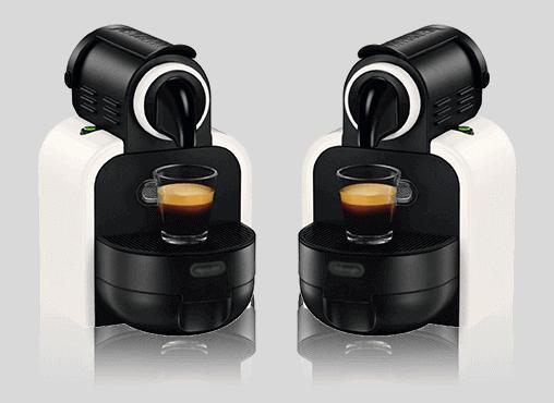Предоставляем подменную кофемашину в случае ремонта Delonghi Nespresso Essenza