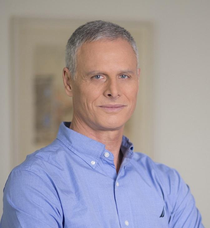 """רוני שדה, מנכ""""ל חברת MedOne. צילום: דביר רוזן"""