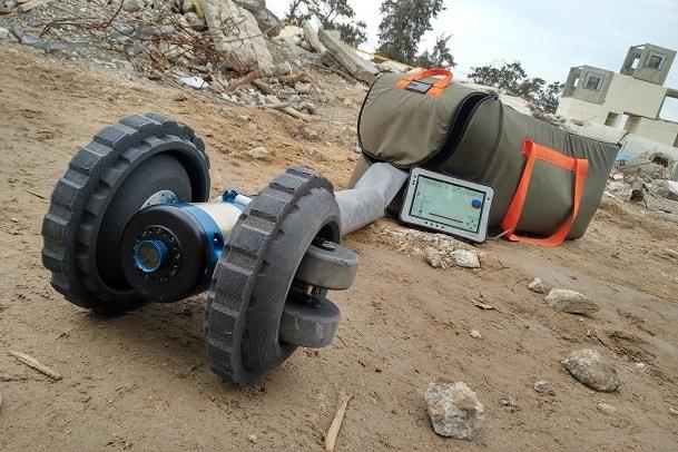 Robosleeve – אחת החברות שעלו לשלב הגמר, שפיתחה מערכת שרוול מהפכנית על בסיס רובוטיקה רפואית.
