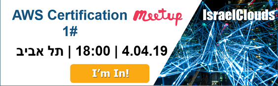 AWS CERTIFICATION MEETUP