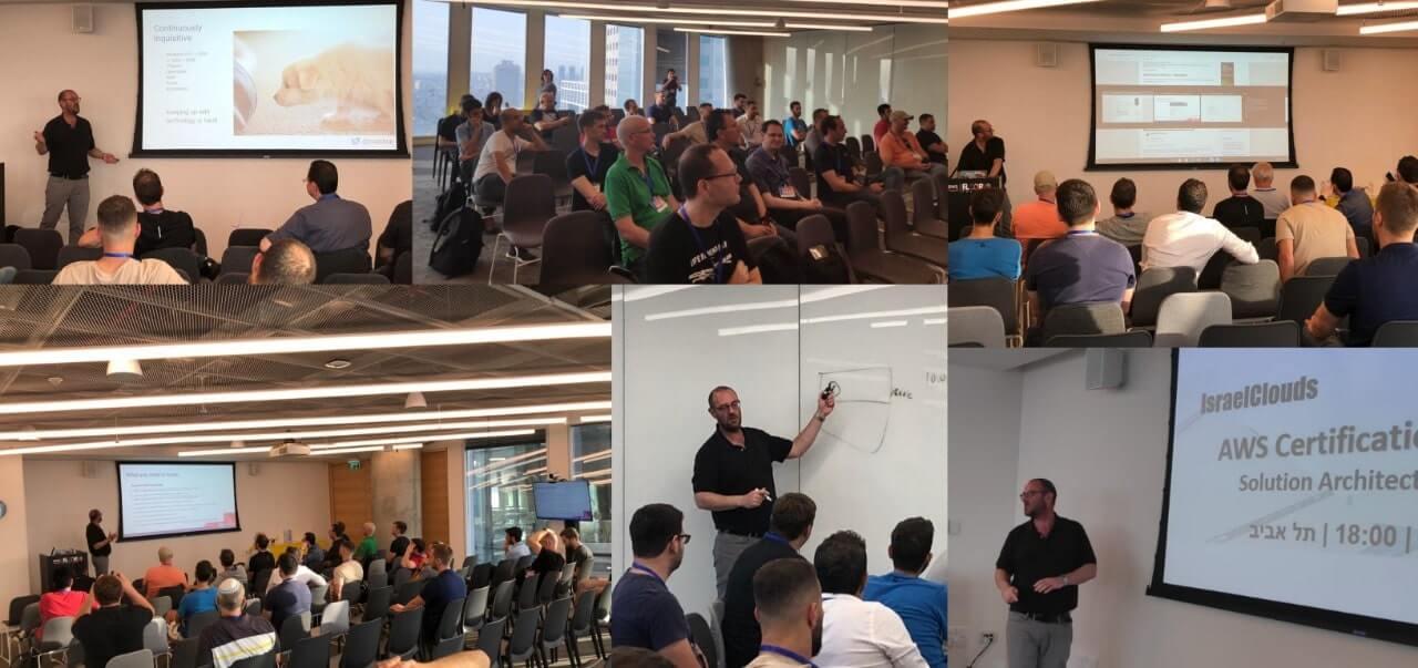 AWS Certification Meetup - Solution Architect Associate!