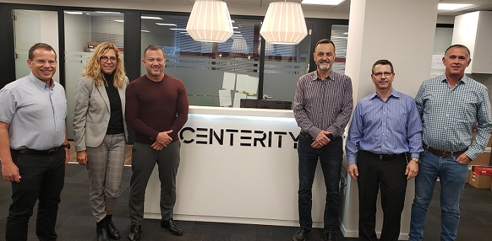 Centerity and Leidos Cooperation