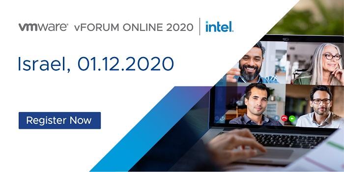 VMware vForum Israel 2020