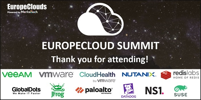 EuropeClouds Summit 2020 Summary
