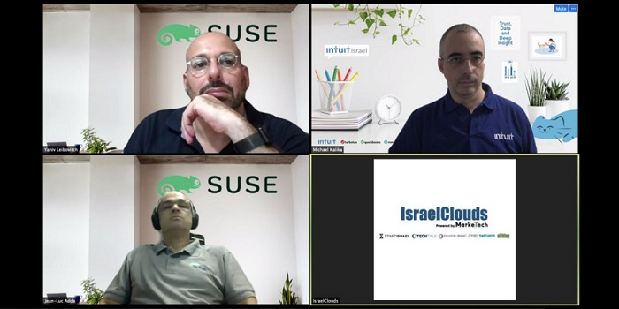 IsraelClouds Architect Forum with SUSE