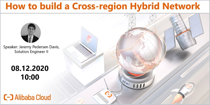 How to build a Cross-region Hybrid Network