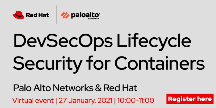 How Palo Alto Networks with Red Hat to deliver cloud-native security platform