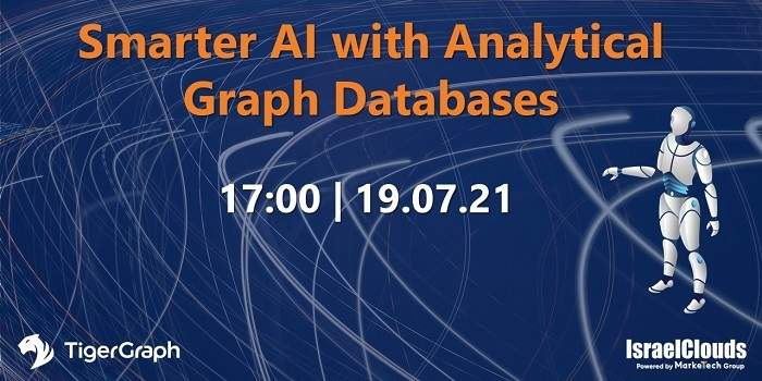 Smarter AI with Analytical Graph Databases