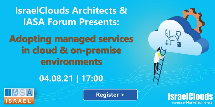 Adopting managed services in cloud & on-premise environments