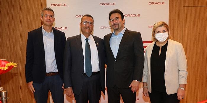 Oracle new Cloud Region