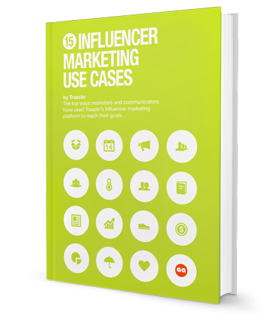 15 Cas d'Utilisation du Marketing d'Influence ebook