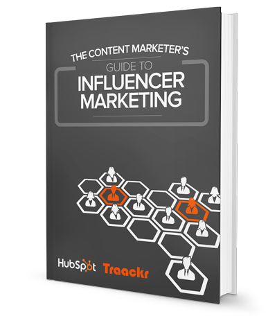 The Content Marketer's Guide to Influencer Marketing co-created with hubspot