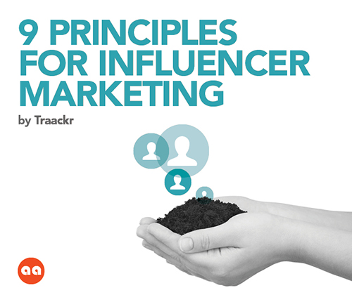 9 Principles of Influencer Marketing