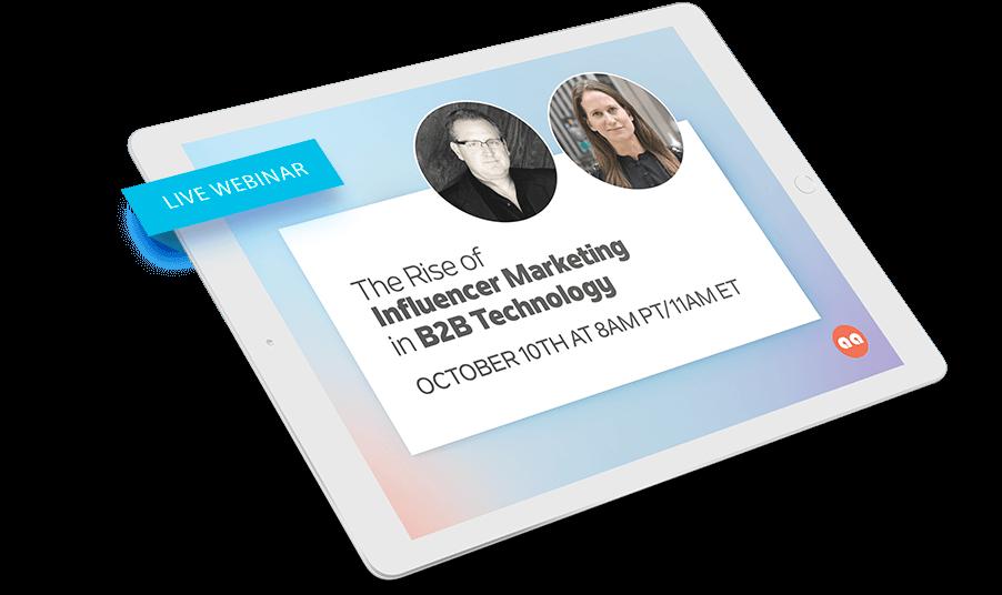 Ready to talk influencer marketing?