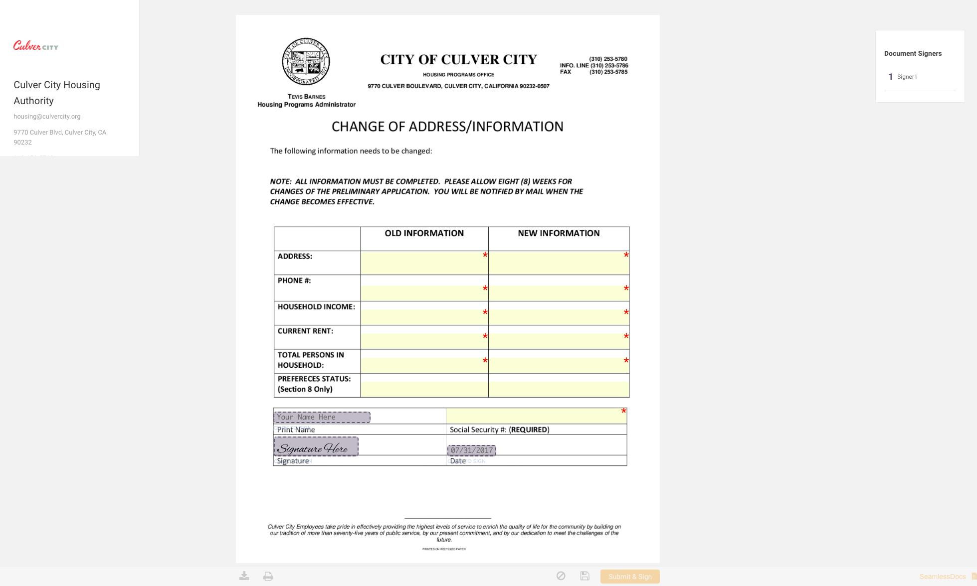 Form Examples | SeamlessGov Blog