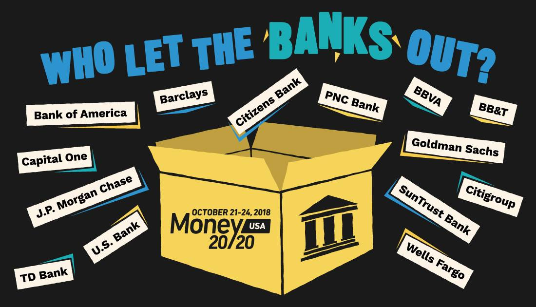 Banks at Money20/20