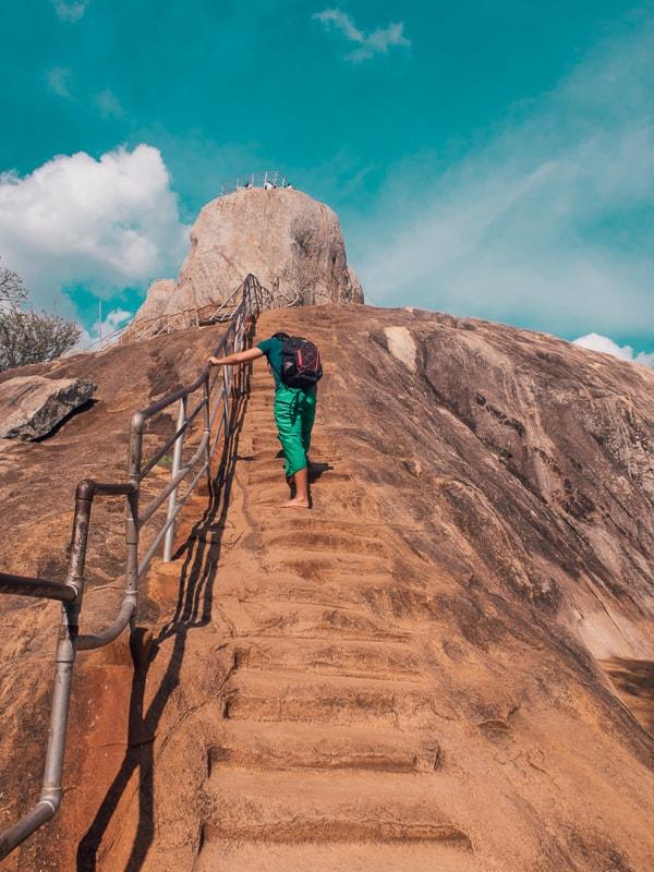 Mihintale in Anuradhapura