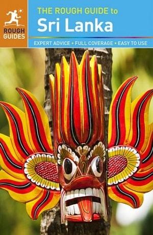 rough guide book sri lanka