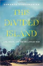 this divided island book