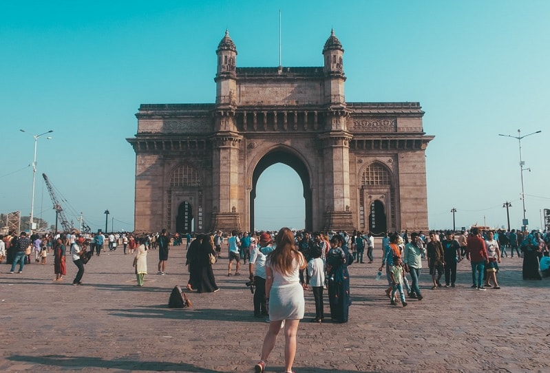 backpacking India