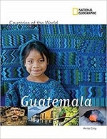 National Geographic Guatemala book