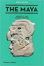 The Maya paperback book