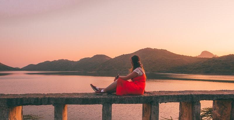 udaipur lakes
