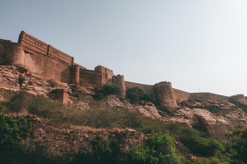 jodphur fort views