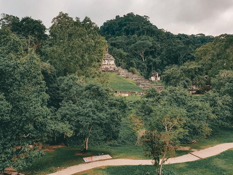 panelnque ruins