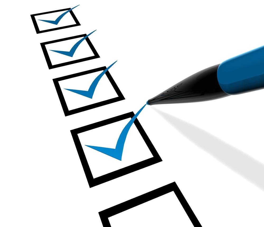 Checklist for South America