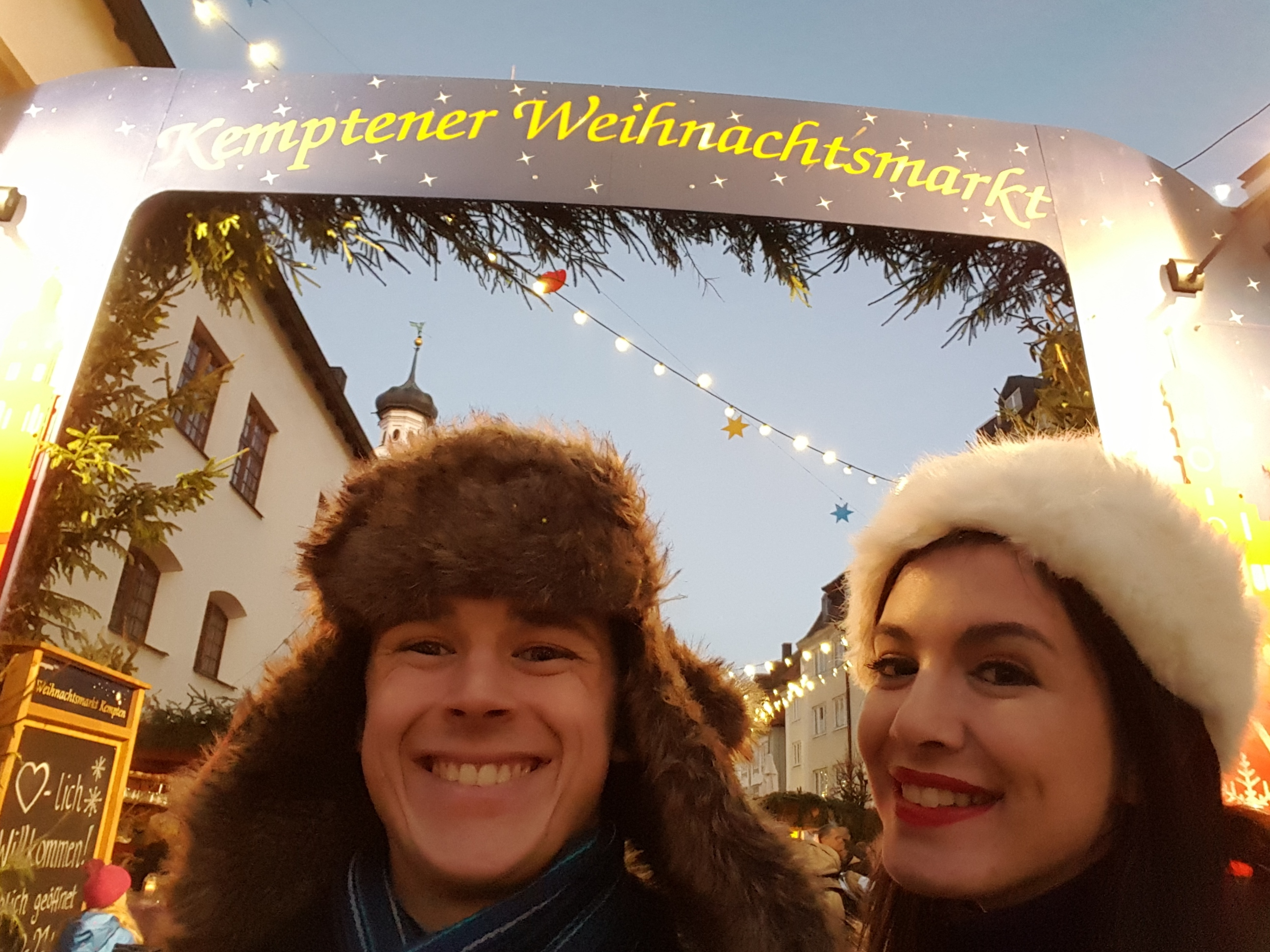 The Kempten Christmas Markets