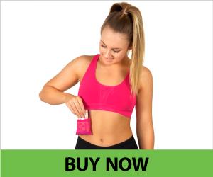 Buy Handee Bra now sign