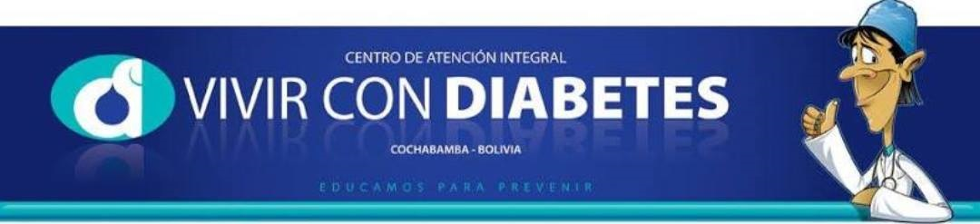 Vivir Con Diabetes Bolivian charity