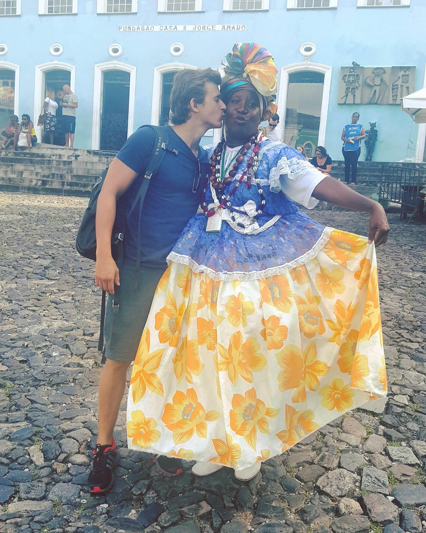 Romance in Salvador