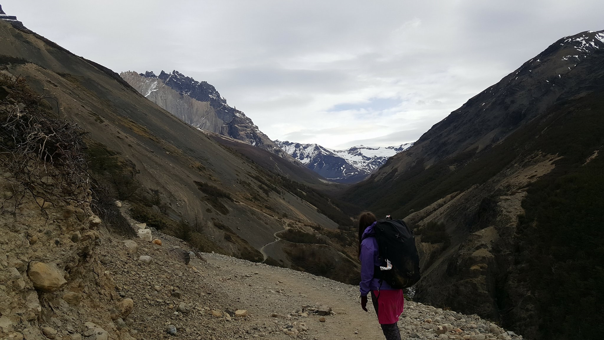 Trekking with diabetes at high altitude