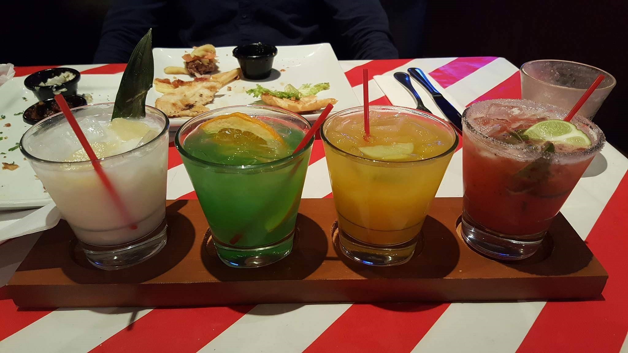 Pisco Sours in Chile
