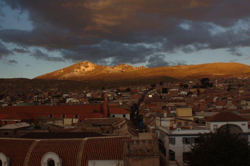 Potosi skyline