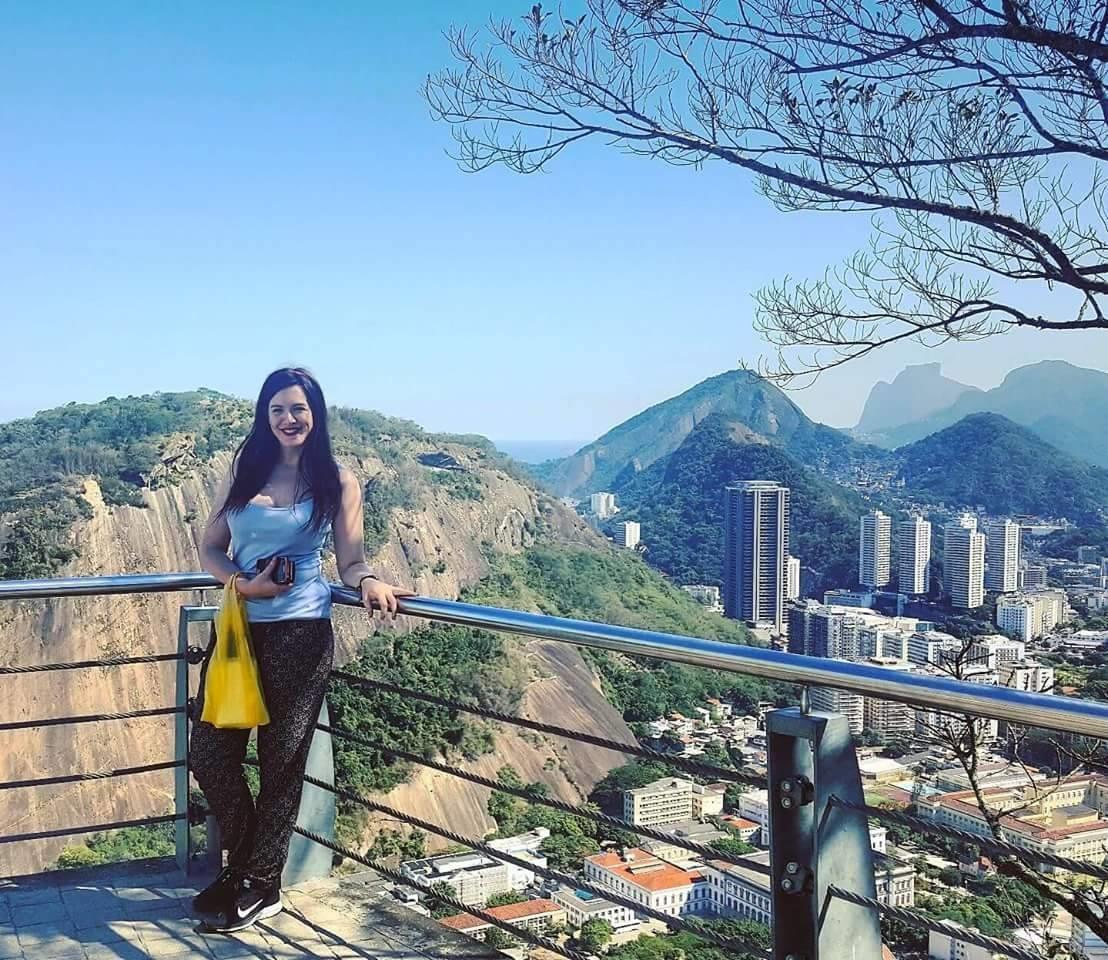 Sugar loaf mountain in Rio
