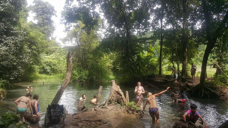 hot springs in pai