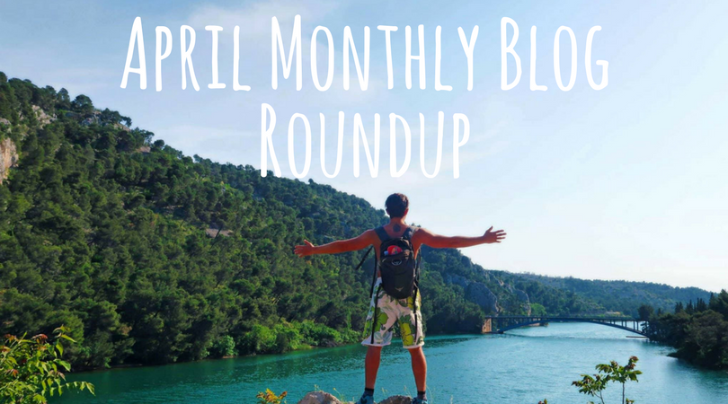 April monthly blog roundup