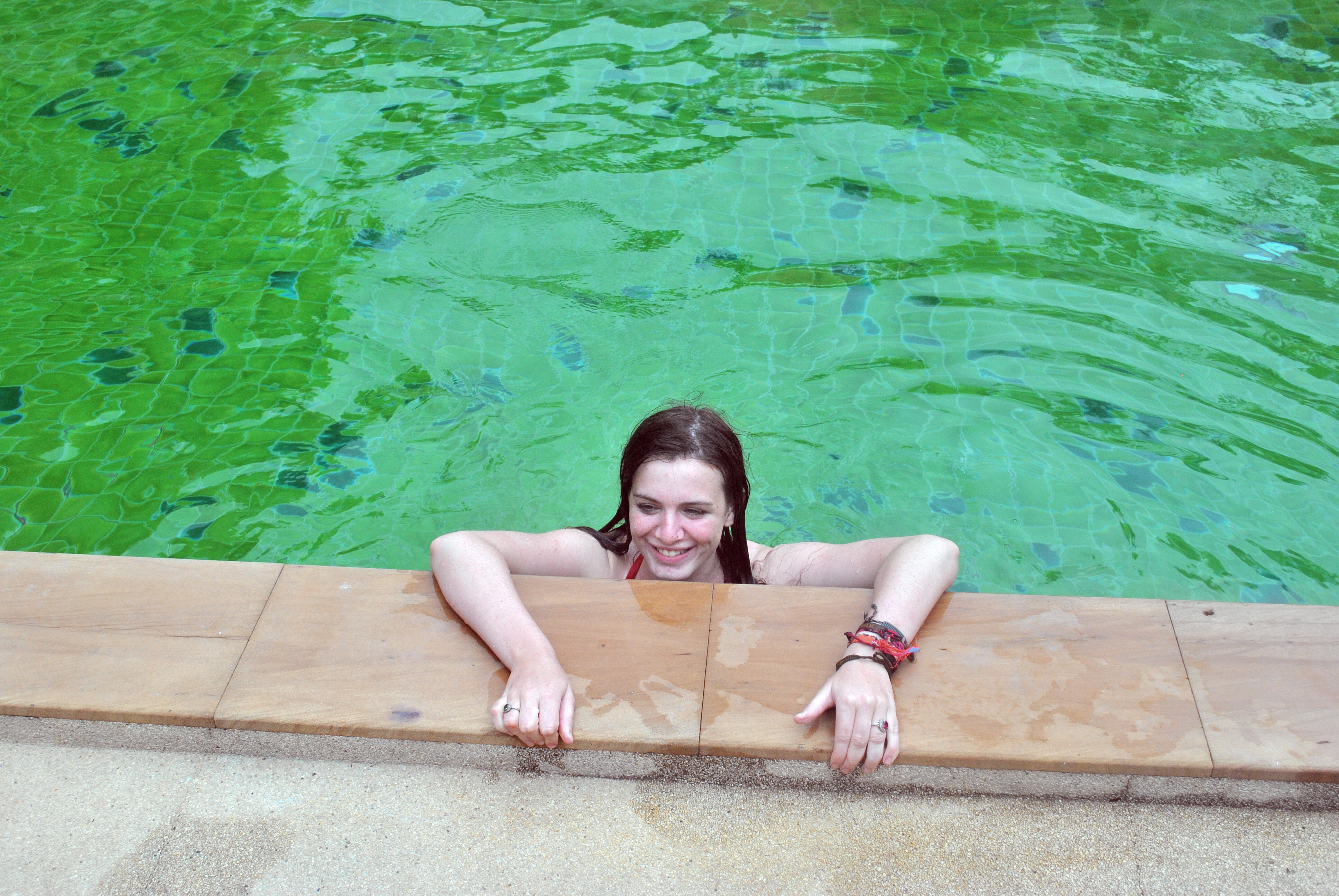 swimming with diabetes