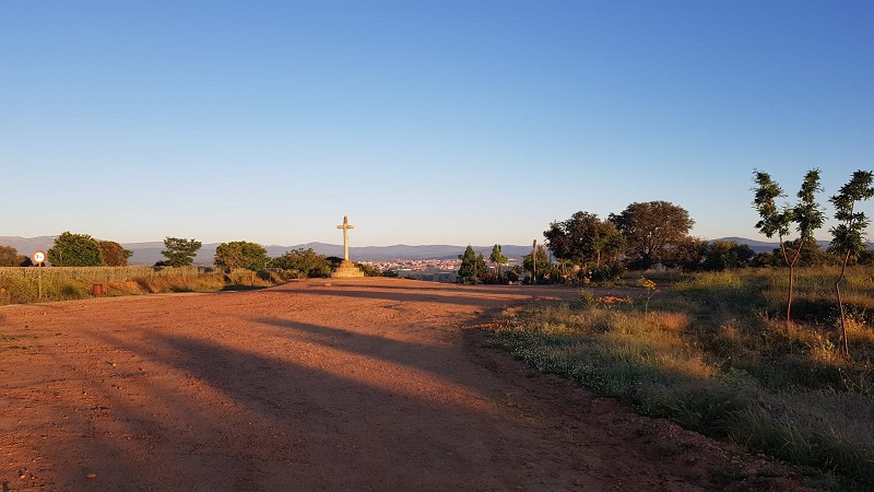 View over Ponferrada