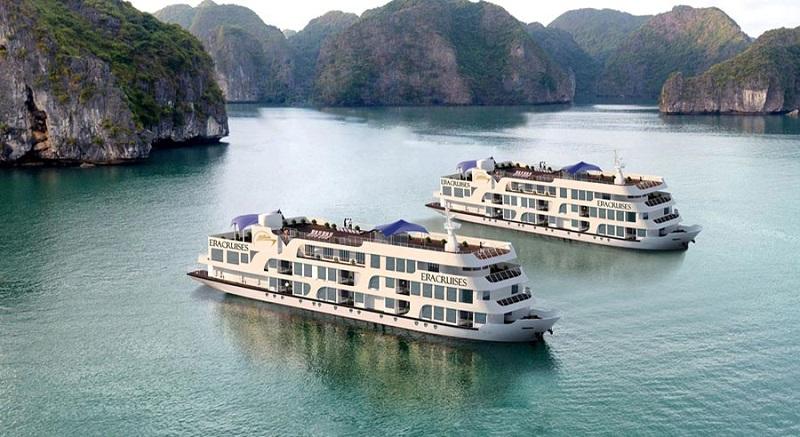 Era Cruises luxury tour Halong Bay