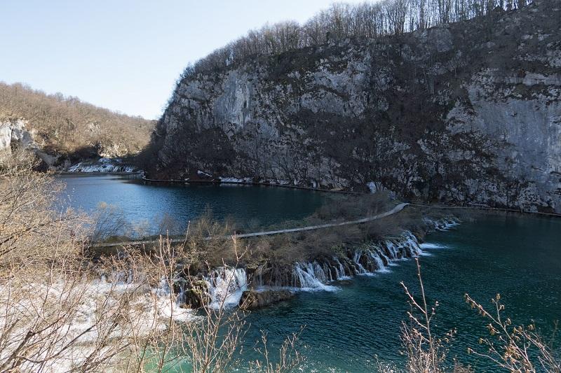 Plitvice Park in Croatia